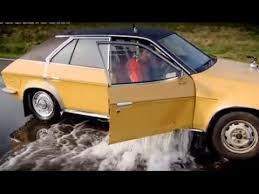 Challenge Filled With Water Leyland Challenge Highlights Top Gear