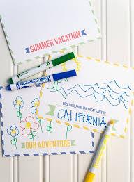25 unique printable postcards ideas on pinterest send a card