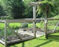 garden fence ideas best vegetable garden fences ideas on fence