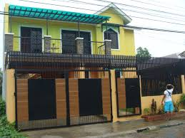 Small House Design Philippines Alta Tierra Village House Construction Project In Jaro Iloilo