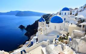 home decor inspiration greece santorini
