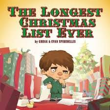 the christmas list the christmas list by gregg spiridellis