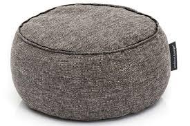 chaise ée 70 grey bean bag armchair memory foam ottoman singapore ambient
