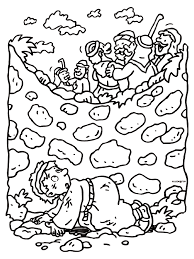 joseph and his dreams coloring pages zondagsschool pinterest