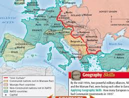 East And West Germany Map by Comparative Economic Systems