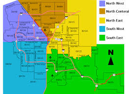 Denver Metro Zip Code Map by Neighborhoods Overview Map With Zip Codes Las Vegas Spring Las