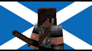 Scottish Pirate Flag Minecraft Thing Scottish Flag Youtube