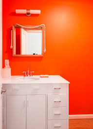 Red Powder Room 3751 Beach Court Pam Harrington Exclusives
