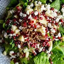 fresh fall salad recipe fall salad thanksgiving and salad