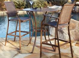 bar awesome outdoor pub table sets bar height 64 with additional