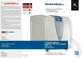 Radio Thermal Generator Nitrogen Generators Cinel Srl Pdf Catalogue Technical