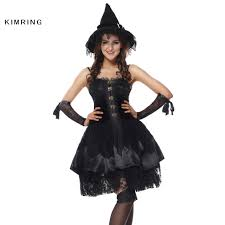 popular witch halloween costume buy cheap witch