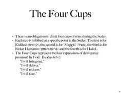 passover 4 cups 4 cups of the passover seder ul li expressions of deliverance