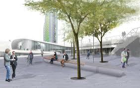 square louis bureau nantes arnhem central a dynamic station landscape by bureau b b