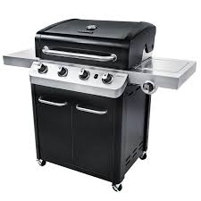 signature 4 burner gas grill char broil