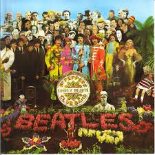 sargeant peppers album cover the beatles mono reviews 9 sgt pepper s lonely hearts club band