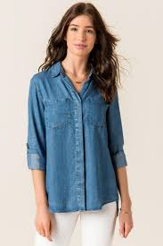 chambray blouse chambray blouse s