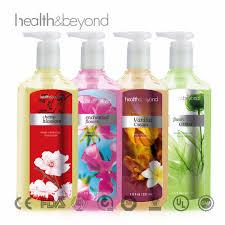 wholesale deep clean fragrance liquid hand soap hand wash liquid