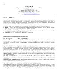 Resume Format For Experienced Assistant Professor Sle Professor Resume 28 Images Assistant Professor Resume In
