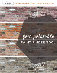 stunning paint colors that will make your brick exterior beautiful