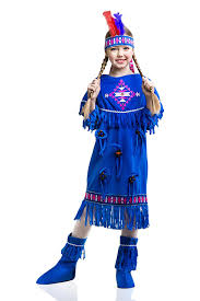 Native Indian Halloween Costumes Amazon Com Kids Indian Halloween Costume Sacagawea Apache