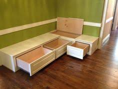 Kitchen Bench With Storage with Awesome Kitchen Bench With Storage I Bet The Husband Could Build