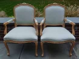 wonderful ethan allen bergere chairs with soft purple cushion and