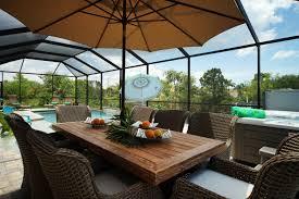 El Patio Cape Coral by Featured Villas Florida Rental Vacation Villas Cape Coral