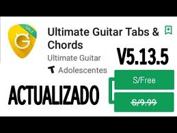 ultimate guitar tabs apk ultimate guitar tabs chords mod pro v5 13 5