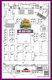 Carnival Floor Plan Kenmoo