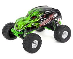 grave digger rc monster truck traxxas