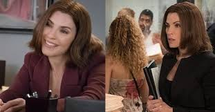 the good wife hairstyle the good wife alicia s bad wig is back