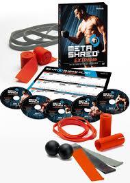 metashred extreme 2 lazy 4 the gym