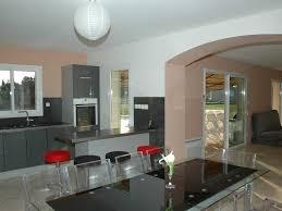 cuisine avec porte fenetre chambre salon sejour moderne salon sejour moderne chaleureux