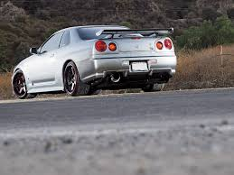 nissan skyline r34 nissan skyline r34 gtr rb26 motor turbo u0026 high tech