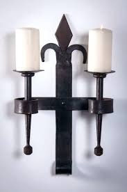 Candle Holder Wall Sconces Outdoor Wall Sconces For Candles U2013 Slwlaw Co