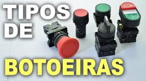 Muito Tipos de botoeiras - Conceito e aplicação! - YouTube &UP65