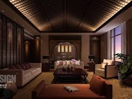 Decorated Homes Interior Briliant Decoration Modern Wooden House Living Room Interior
