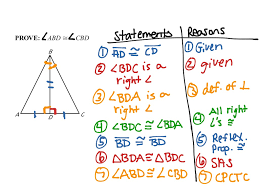 Cpctc Worksheet Answers Showme Prove That Parts Of Two Triangles Are Congruent
