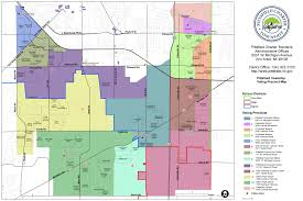Map Of Ann Arbor Michigan Pittsfield Charter Township Mi Official Website Polling Locations