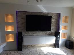 steinwand wohnzimmer tv nauhuri tv natursteinwand neuesten design kollektionen für