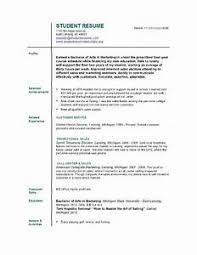 best resume format for no experience gallery of college application recommendation letter sample best