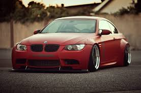 red velvet car performance air suspension for 3 series bmw e9x stancenation