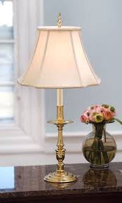 Brass Table Lamps Polished Brass Table Lamp With Lightfoot Manor Shoppe And 2 L410
