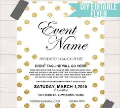 event flyer template 21 download in vector eps psd