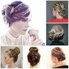 short hair styles braids