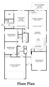Garage Home Floor Plans by Stirling Bridge Austin Tx New Homes Centex Homes Compton