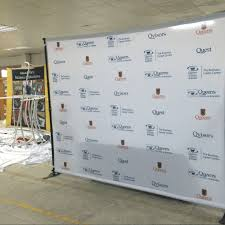 step and repeat backdrop backdrop stand for banners displays step repeat walls