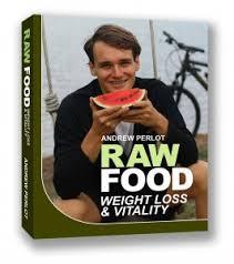 the raw food health blog
