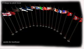 Flags Of Nations Images Main Nation Flags Addon Men Of War Mod Db